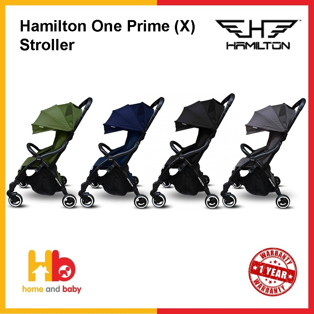 Hamilton One Prime (X) Stroller (Sale at our shop during 2nd to 21th August 2019 Due to event reason)