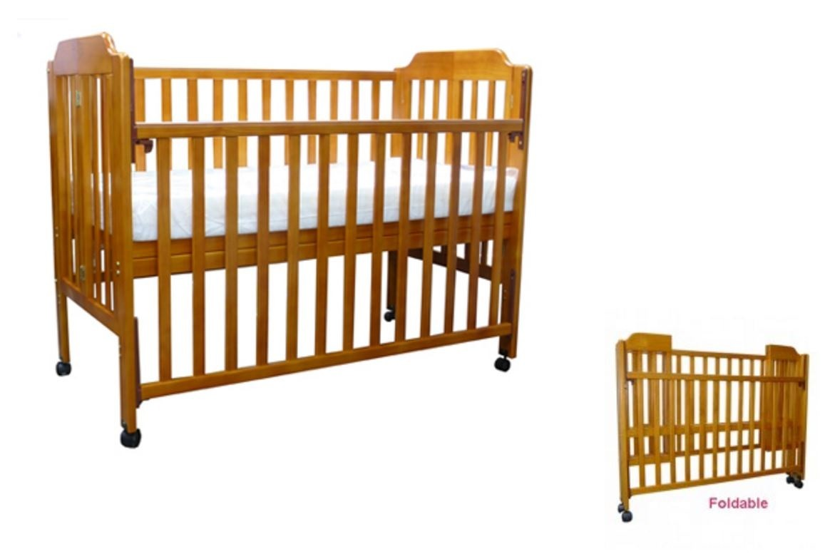 Baby One – Foldable Cot – 787BC