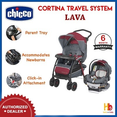 Chicco Cx Cortina Travel System Lava Travel System Strollers