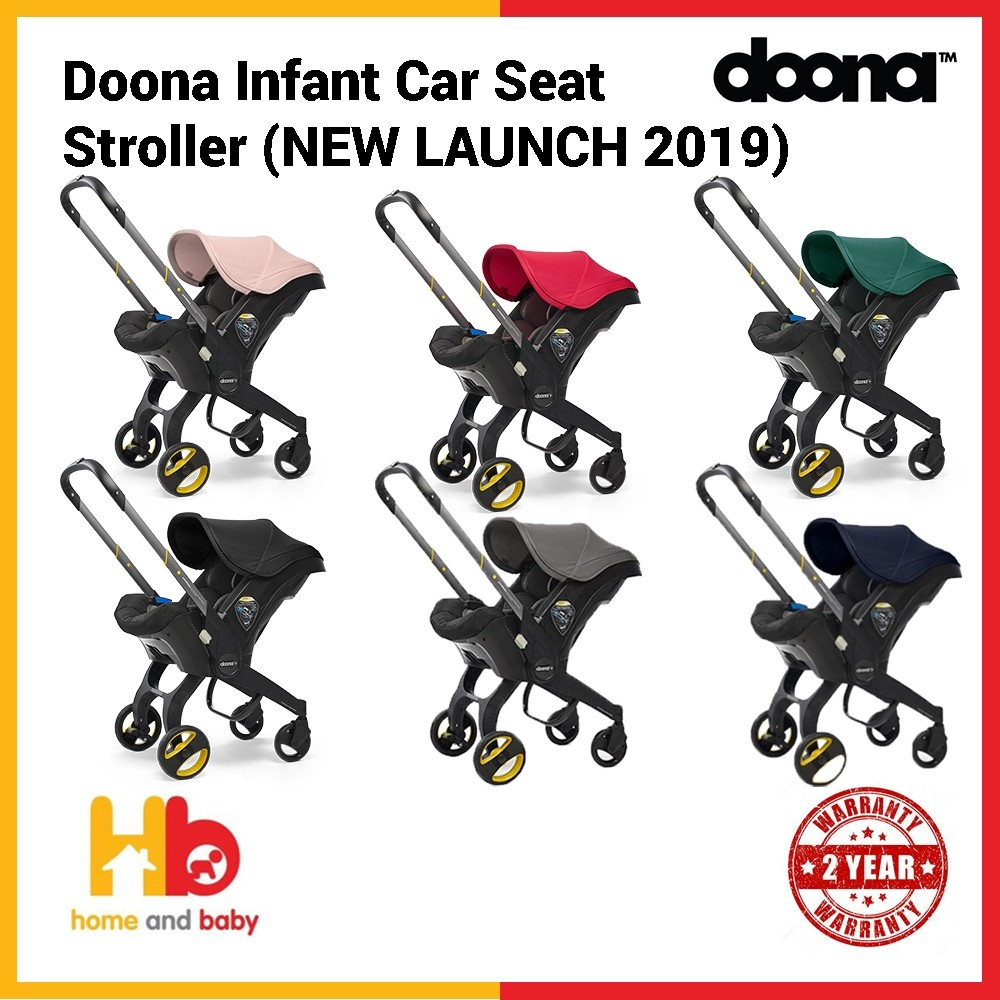 Doona Infant Car Seat Stroller (NEW LAUNCH 2019)