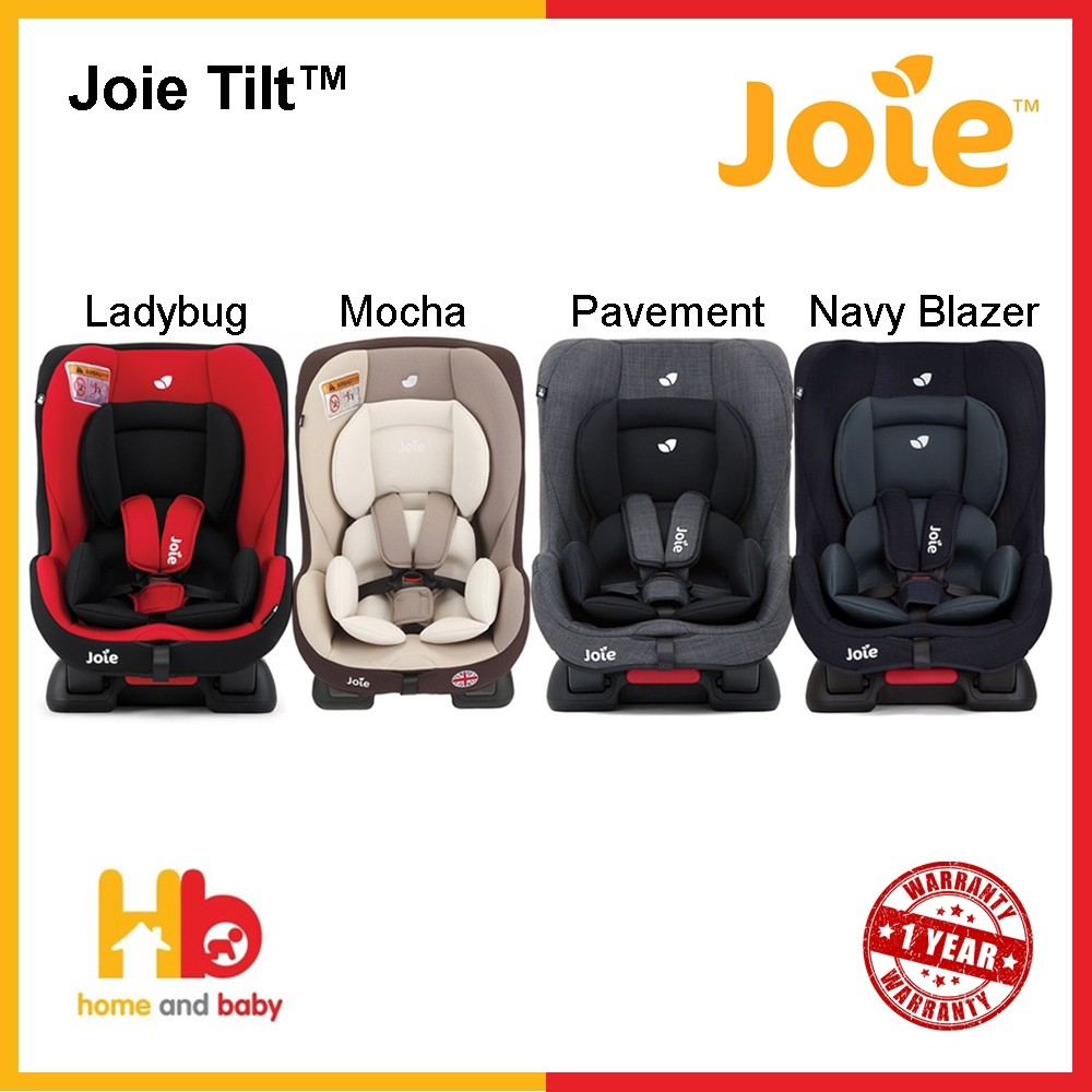 Joie Tilt Car Seat- shipment coming at 20th of Aug 2019