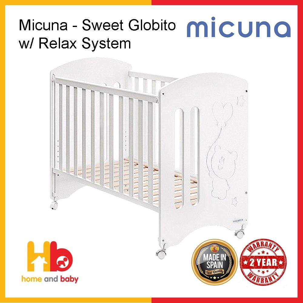 Micuna - Sweet Globito w/ Relax System