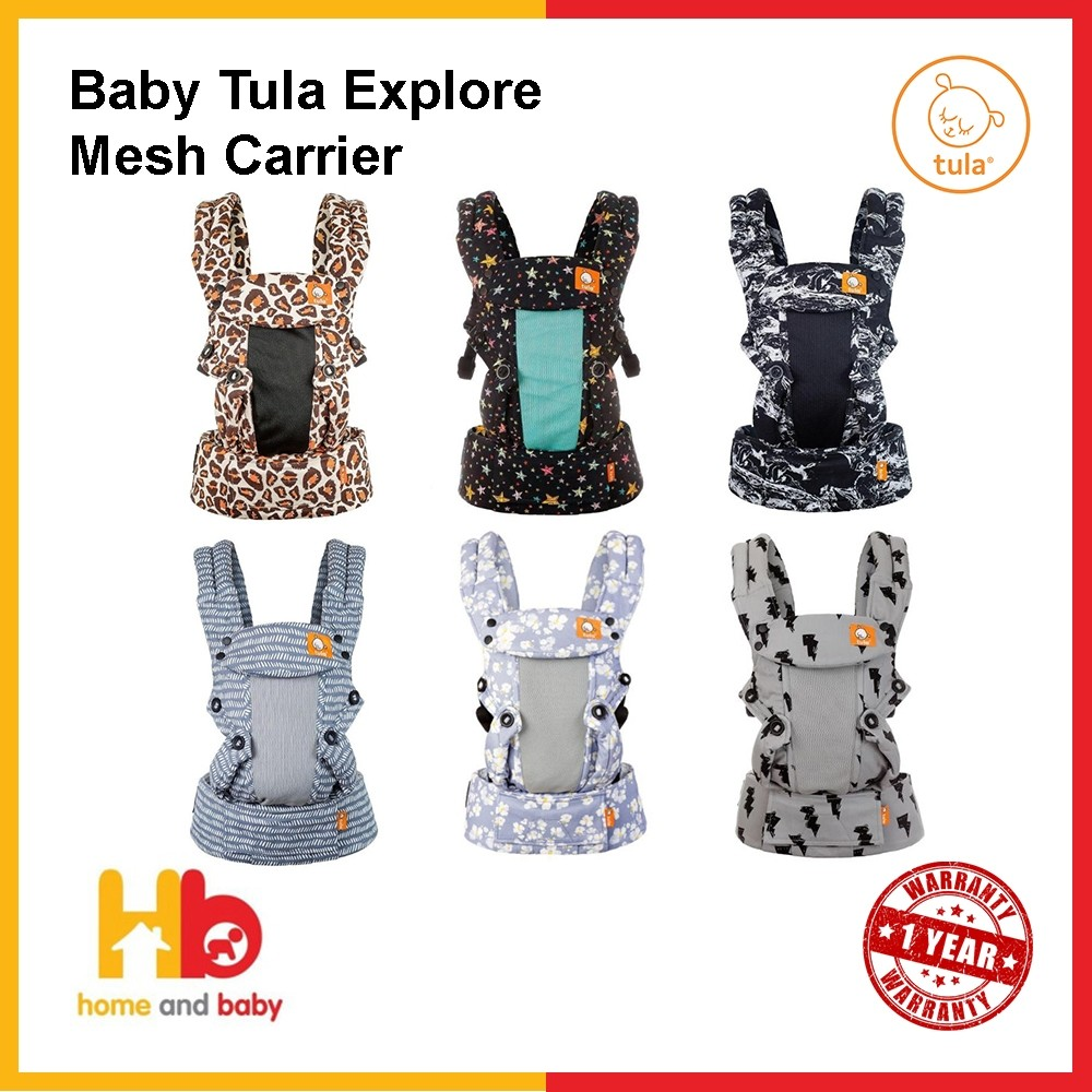 Baby Tula Explore Mesh Carrier