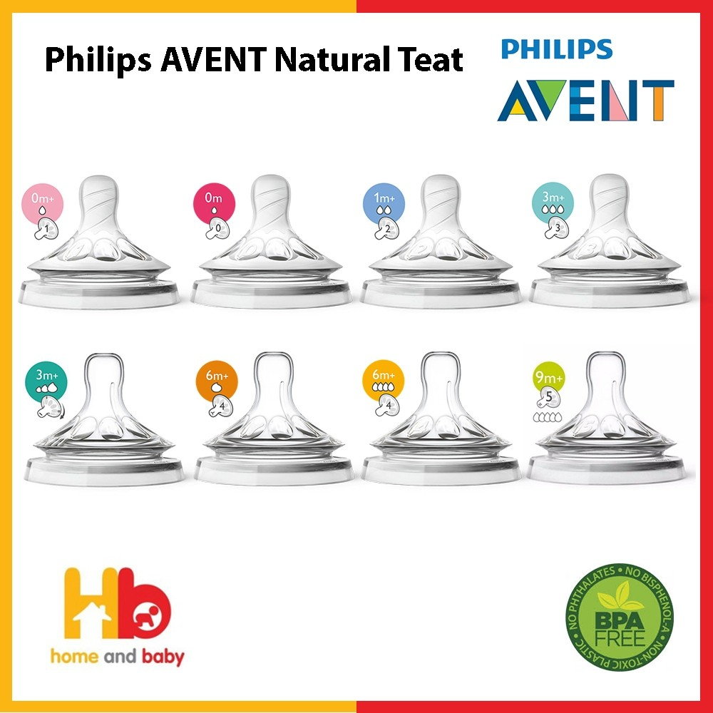 Philips Avent Natural Teat