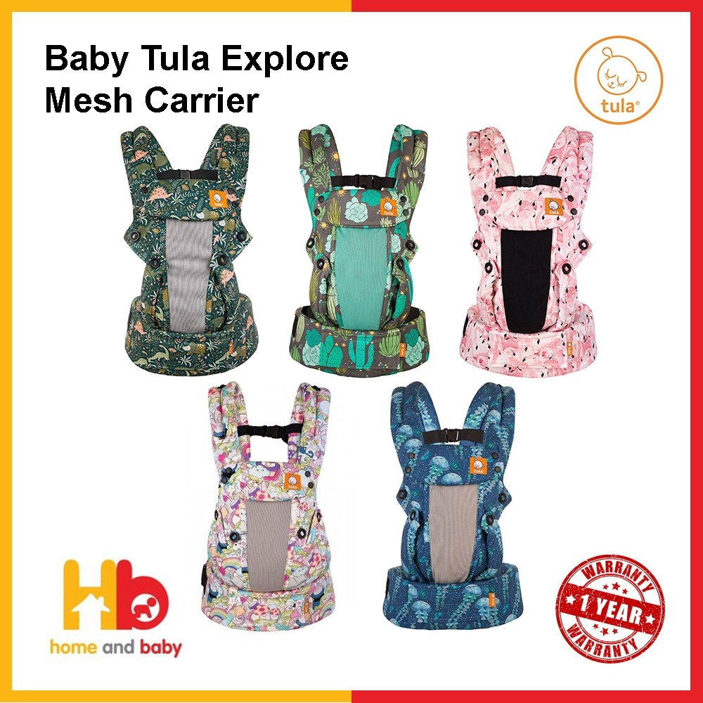 Tula Explore Mesh Baby Carrier(AUTHENTIC)