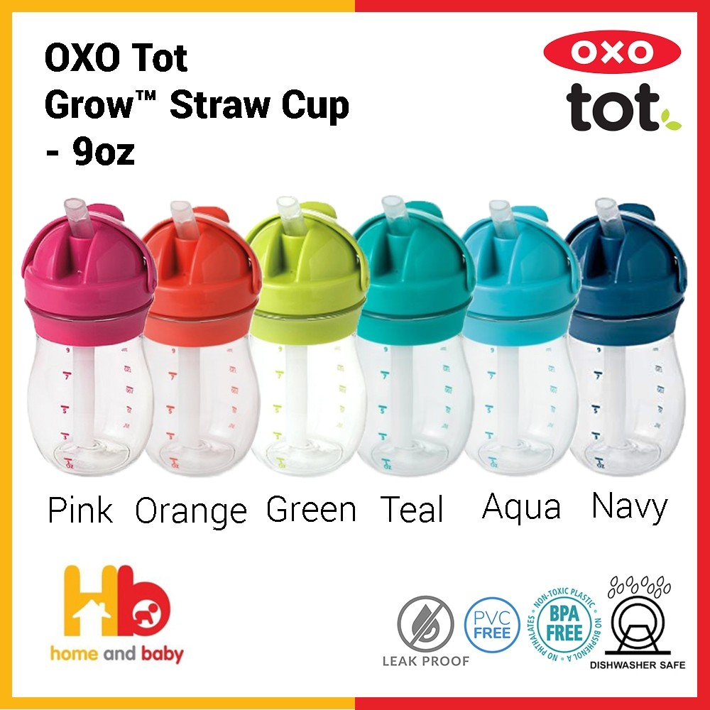 OXO Tot Grow™ Straw Cup -9oz