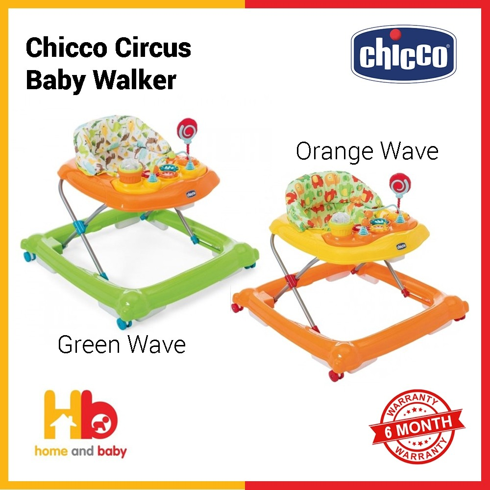 Chicco Circus Baby Walker
