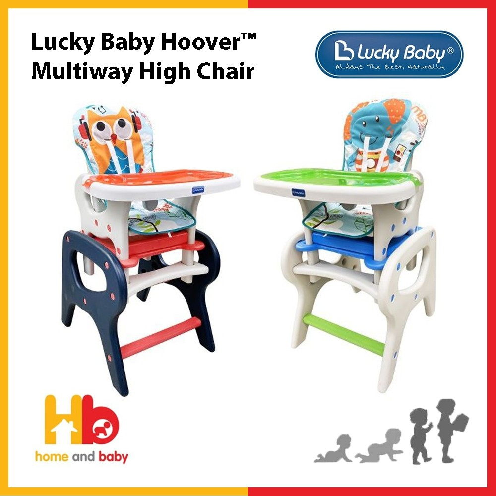 Lucky Baby Hoover™ Multiway High Chair