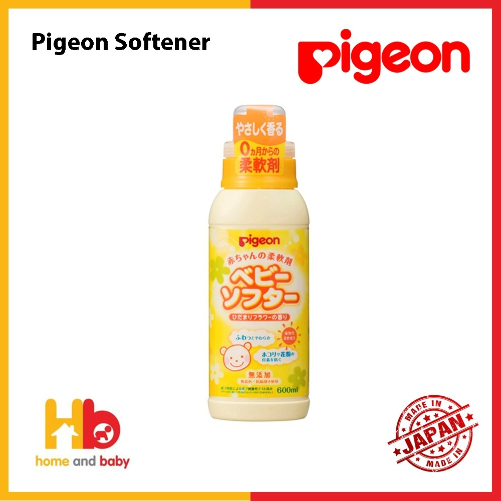 Pigeon Baby Laundry Softener w Fragrance (600ml)