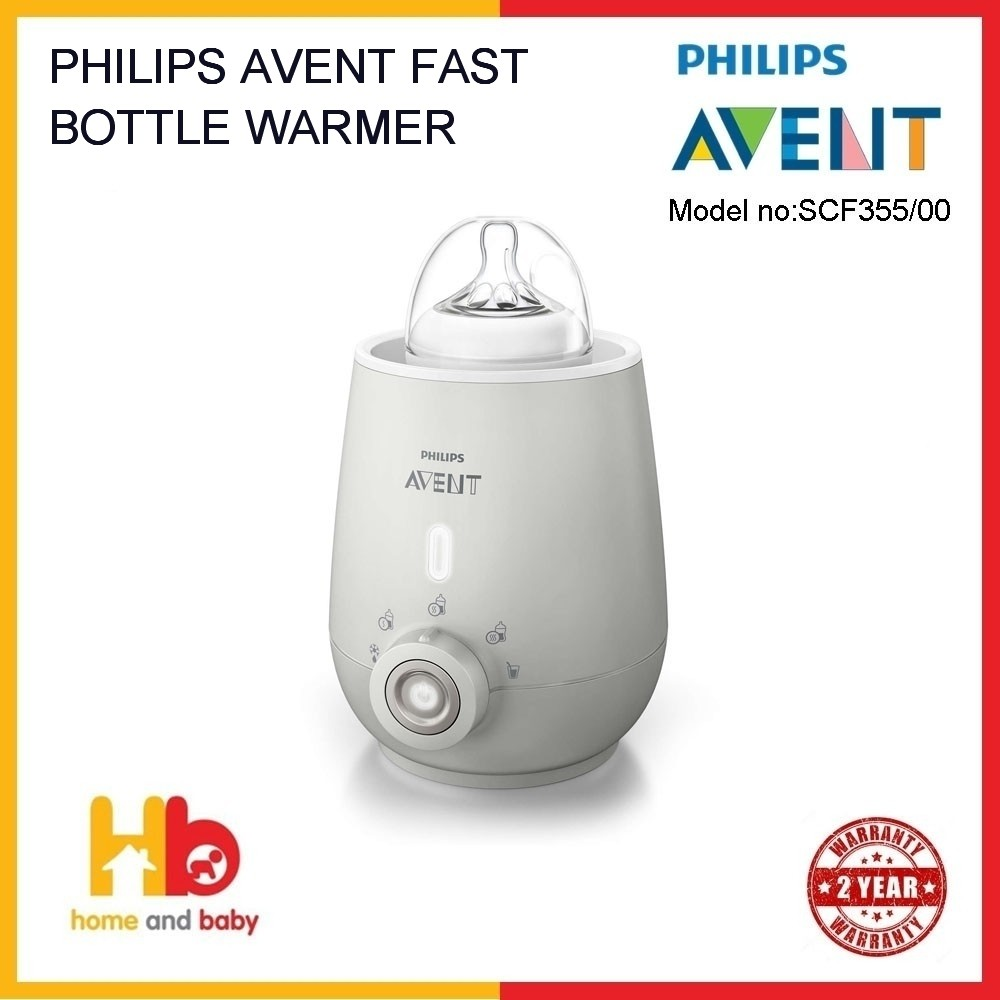 Philips Avent Fast Bottle Warmer [Shipment coming 2 June 2020]