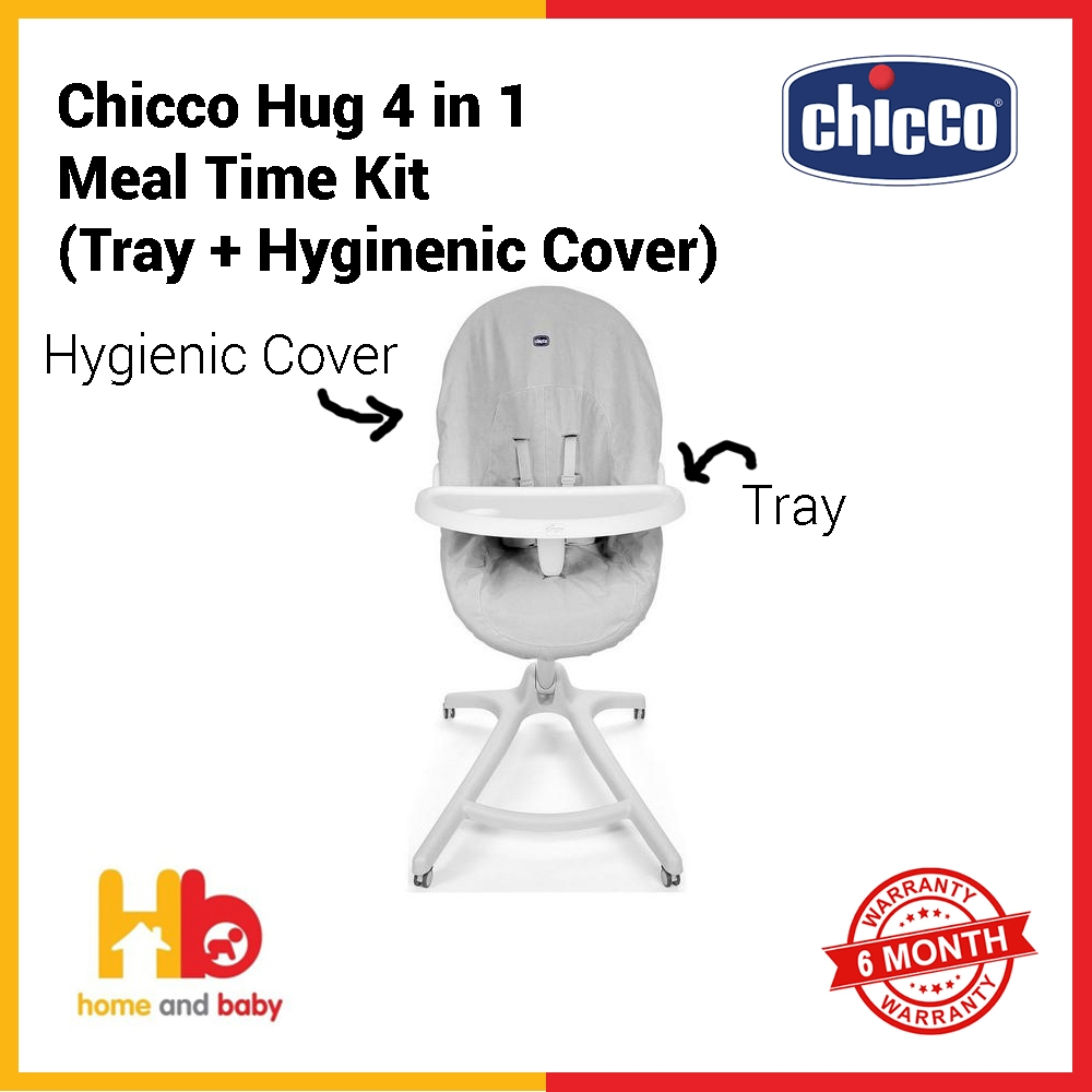 Chicco Baby Hug 4 in 1 - Baby